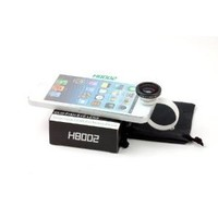 iPhone Fisheye Lens (180 degrees) for All iPhones, iPad 2/3/Mini, Android, Galaxy - Bloobury