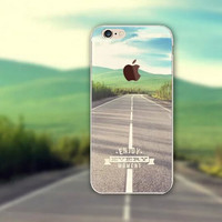 Distance iPhone 5 5S iPhone 6 6S Plus creative case + Gift Box-126