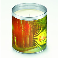 Sunshine Trees Candle