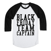 BLACK FRIDAY TEAM CAPTAIN