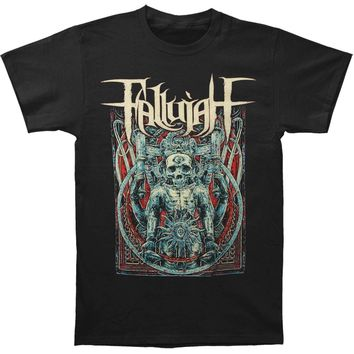 Fallujah Men's  Demise T-shirt Black
