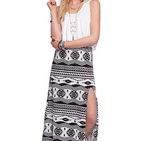 Element Cabana Slit Maxi Skirt at PacSun.com