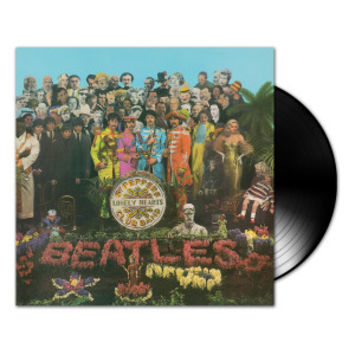 The Beatles Sgt. Pepper's Lonely Hearts Club Band Mono LP Vinyl