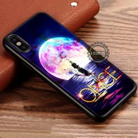 Sailing To The Moon Once Upon A Time iPhone X 8 7 Plus 6s Cases Samsung Galaxy S8 Plus S7 edge NOTE 8 Covers #iphoneX #SamsungS8