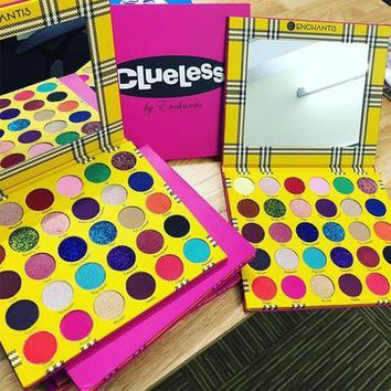 CLUELESS 90's PALETTE
