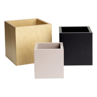 3-pack Storage Boxes - from H&M