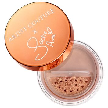 Artist Couture x Jackie Aina Diamond Glow Powder Highlighter - Artist Couture | Sephora