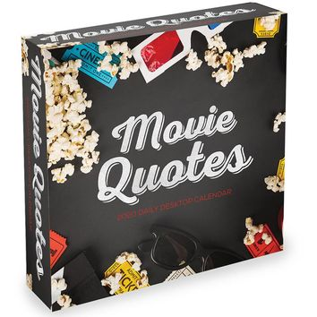 Movie Quotes Daily Page Desktop