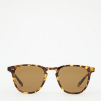 Garrett Leight / The Brooks Leopard Tortoise
