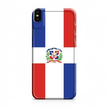 Dominican Republic Flag iPhone 8 | iPhone 8 Plus case