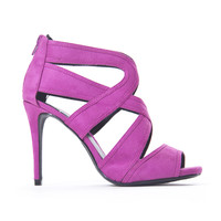 Dance The Night Away Heels In Magenta