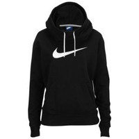 Nike Women Casual Print Long Sleeve Hoodie Top Sweater Pullover