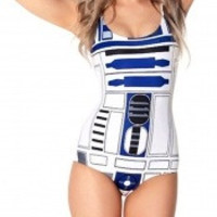 R2D2 Bathing suit