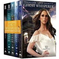 Ghost Whisperer: The Complete Series (DVD, 2010, 29-Disc Set)