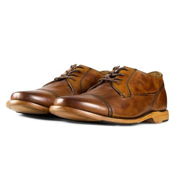 Larkin II Men's Oxford Honey
