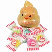 Unchi-kun Candy ~ Japanese Lucky Poop Candy