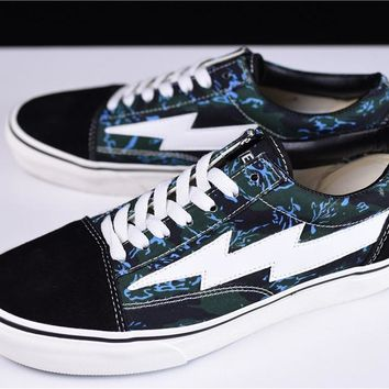 spbest Revenge x Storm Pop-Up  Revenge   Black/Blue/White