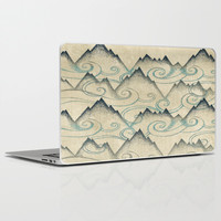 Mountain Breeze  Laptop & iPad Skin by Rskinner1122