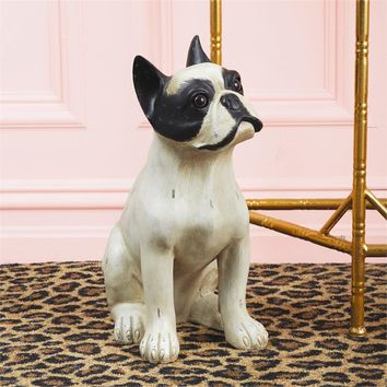 French Bulldog Statue by Two's Company