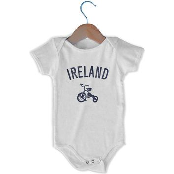 Ireland City Tricycle Infant Onesuit