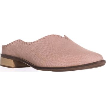 Kelsi Dagger Brooklyn Adly Stitched Flats, Bisque, 10 US