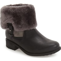 UGG® 'Chyler' Genuine Shearling Cuff Bootie (Women) | Nordstrom