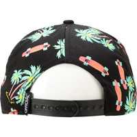 Official Skate HI Hawaiian Print Snapback Hat at Zumiez : PDP