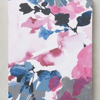 Rain-Smudged Petals Journal by Jen Garrido