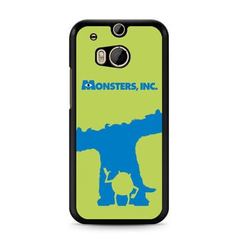 Monster Inc Sulley & Mike Htc M8 Case