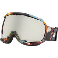 Quiksilver Travis Rice Hubble Goggle Multicolor/Silver Mirror, One