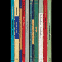 The Stone Roses Poster Print Debut Album As Penguin Books