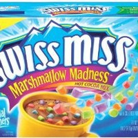 Swiss Miss Marshmallow Madness Hot Chocolate, 8-Count (Pack of 8)
