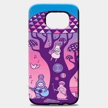 Winston Cute Game Samsung Galaxy S7 Edge Case
