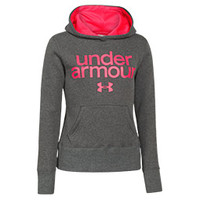 Girls' Under Armour Impulse Cotton Hoodie