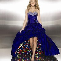 Mori Lee 8708SP Prom Dress - PromDressShop.com