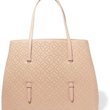 Alaïa - Arabesque medium embellished leather tote