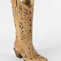 Corral Brushed Leather Boot