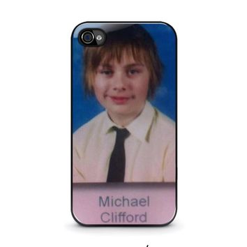 5SOS MICHAEL CLIFFORD iPhone 4 / 4S Case Cover