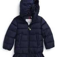 Moncler Azinza Hooded Down Jacket (Baby Girls & Toddler Girls)   Nordstrom