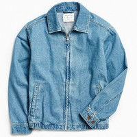 UO Denim Harrington Jacket | Urban Outfitters