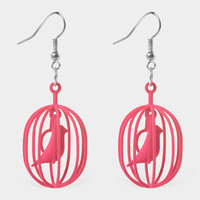 Happy Bird Earrings