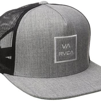 RVCA Men's All the Way Trucker Hat