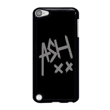 5 SECONDS OF SUMMER ASH 5SOS iPod Touch 5 Case Cover