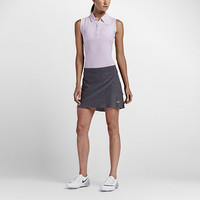 The Nike Precision Heather Women's Golf Polo.