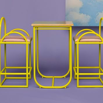 ARCO | High table Arco Collection By Houtique design Masquespacio