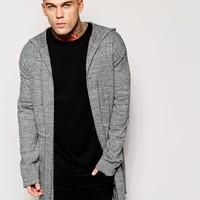 ASOS Longline Knitted Parka