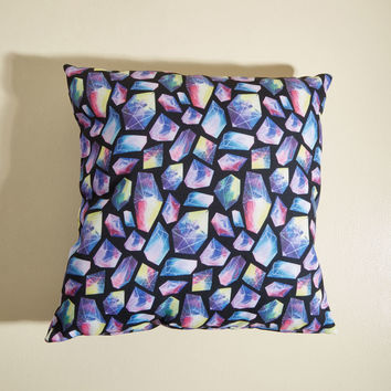 Facet Checker Pillow | Mod Retro Vintage Decor Accessories | ModCloth.com