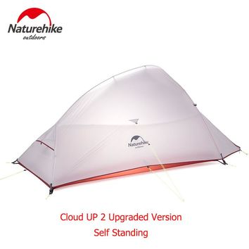 Naturehike  Tent 20D Fabric For 2 Person With Mat