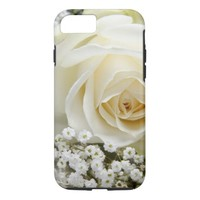 Wedding Rose iPhone 8/7 Case