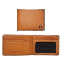 Nixon Cape Bi-Fold Wallet - Mens Wallets